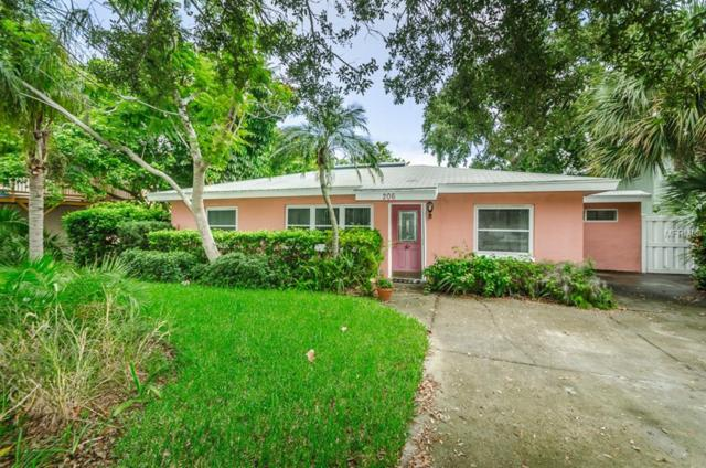 206 25TH Avenue, Indian Rocks Beach, FL 33785 (MLS #U8015831) :: Lockhart & Walseth Team, Realtors