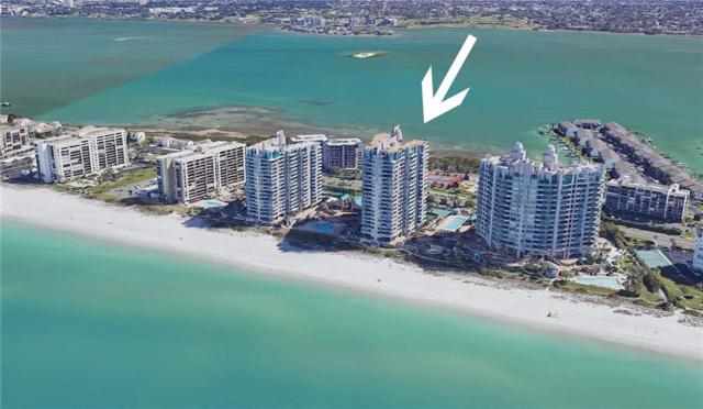 1540 Gulf Boulevard #1404, Clearwater Beach, FL 33767 (MLS #U8016187) :: Lovitch Realty Group, LLC