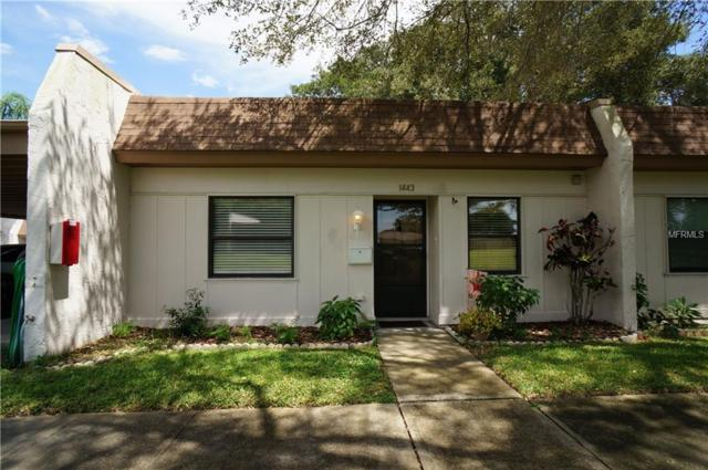 1443 Mission Drive W, Clearwater, FL 33759 (MLS #U8016275) :: The Duncan Duo Team