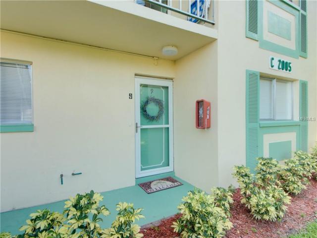 2005 Greenbriar Boulevard #9, Clearwater, FL 33763 (MLS #U8016390) :: O'Connor Homes