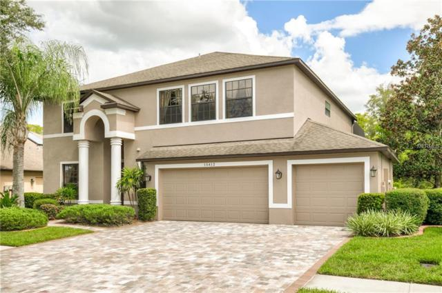 15412 Princewood Lane, Land O Lakes, FL 34638 (MLS #U8016428) :: Homepride Realty Services