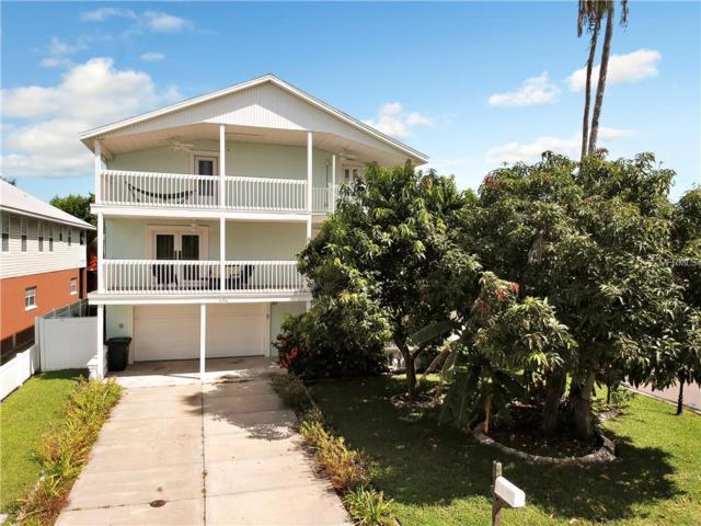 126 11TH Avenue, Indian Rocks Beach, FL 33785 (MLS #U8016787) :: Charles Rutenberg Realty