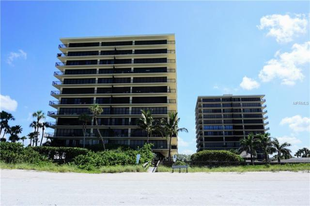 7600 Bayshore Drive #405, Treasure Island, FL 33706 (MLS #U8016820) :: The Duncan Duo Team