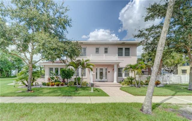 612 Pennsylvania Avenue, Crystal Beach, FL 34681 (MLS #U8016922) :: Beach Island Group