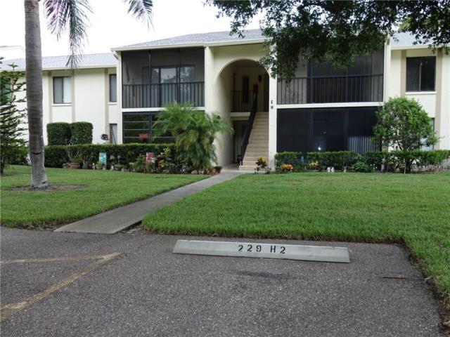 3153 Lake Pine Way H2, Tarpon Springs, FL 34688 (MLS #U8017261) :: Team Bohannon Keller Williams, Tampa Properties