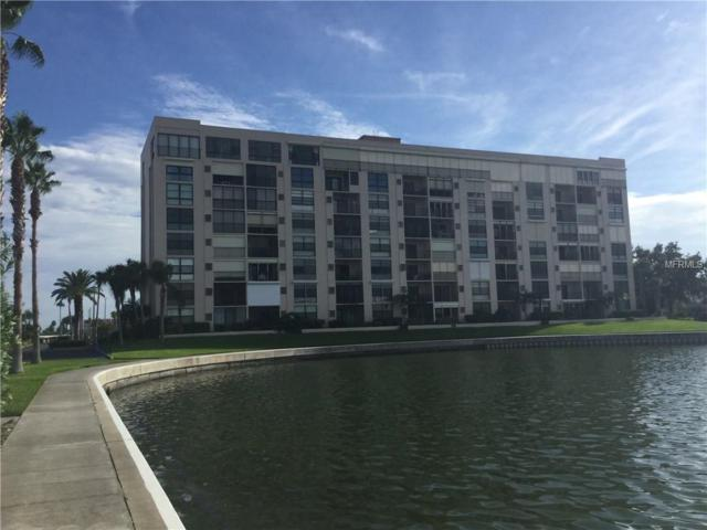7700 Sun Island Drive S #606, South Pasadena, FL 33707 (MLS #U8017391) :: The Duncan Duo Team