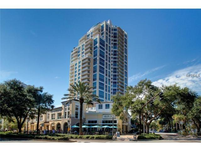400 Beach Drive NE #203, St Petersburg, FL 33701 (MLS #U8017400) :: Delgado Home Team at Keller Williams