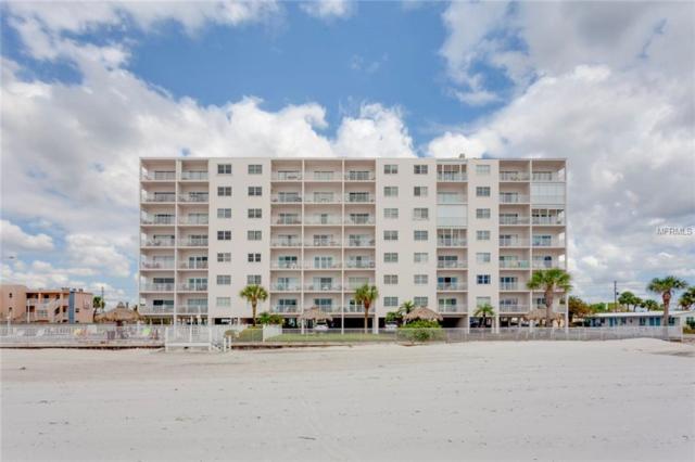 13500 Gulf Boulevard #104, Madeira Beach, FL 33708 (MLS #U8017406) :: The Duncan Duo Team