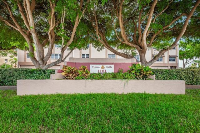1101 Pinellas Bayway S #302, Tierra Verde, FL 33715 (MLS #U8017418) :: The Lockhart Team