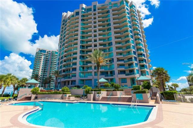 1560 Gulf Boulevard #1403, Clearwater Beach, FL 33767 (MLS #U8017532) :: Beach Island Group
