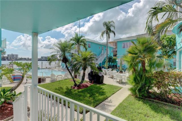 483 E Shore Drive A-2, Clearwater Beach, FL 33767 (MLS #U8017702) :: Burwell Real Estate
