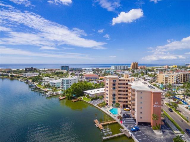 285 107TH Avenue #607, Treasure Island, FL 33706 (MLS #U8017713) :: Beach Island Group