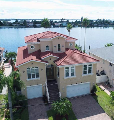 878 Bay Point Drive, Madeira Beach, FL 33708 (MLS #U8017725) :: Remax Alliance