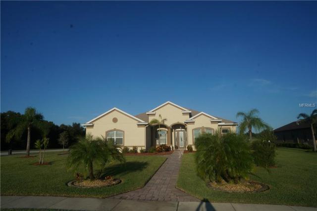 16339 E 26TH Street E, Parrish, FL 34219 (MLS #U8017802) :: The Light Team