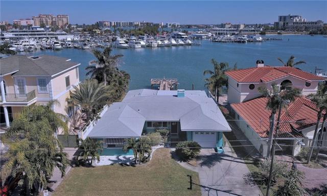 120 Devon Drive, Clearwater Beach, FL 33767 (MLS #U8017836) :: Beach Island Group