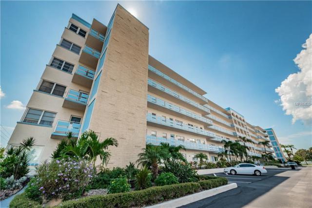 2850 59TH Street S #202, Gulfport, FL 33707 (MLS #U8017993) :: Baird Realty Group