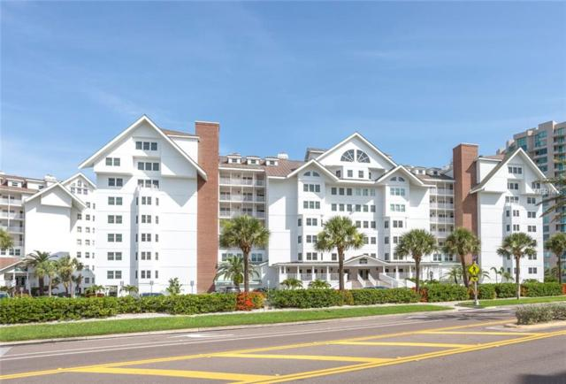 1582 Gulf Boulevard #1401, Clearwater Beach, FL 33767 (MLS #U8018038) :: Beach Island Group