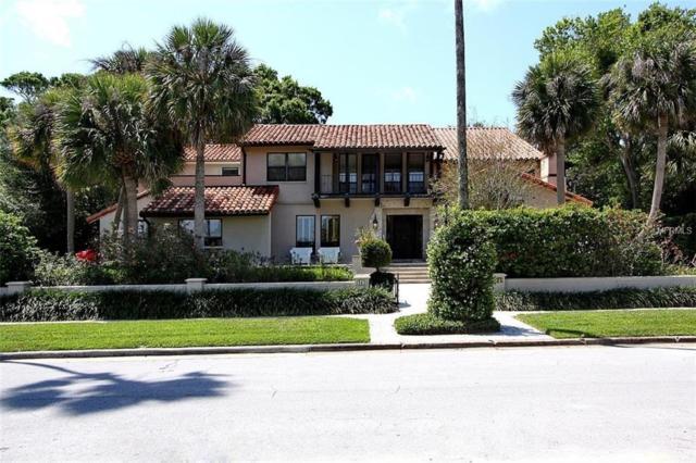 565 Bayview Drive, Belleair, FL 33756 (MLS #U8018046) :: Revolution Real Estate