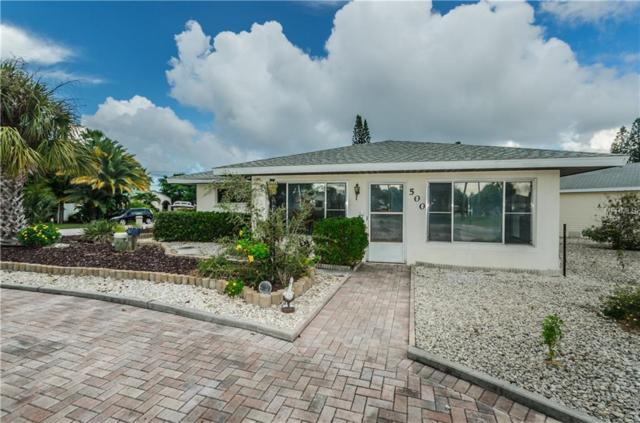 500 140TH Avenue E, Madeira Beach, FL 33708 (MLS #U8018076) :: Dalton Wade Real Estate Group