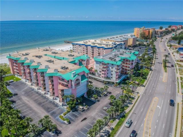 18400 Gulf Boulevard #2302, Indian Shores, FL 33785 (MLS #U8018120) :: Lovitch Realty Group, LLC