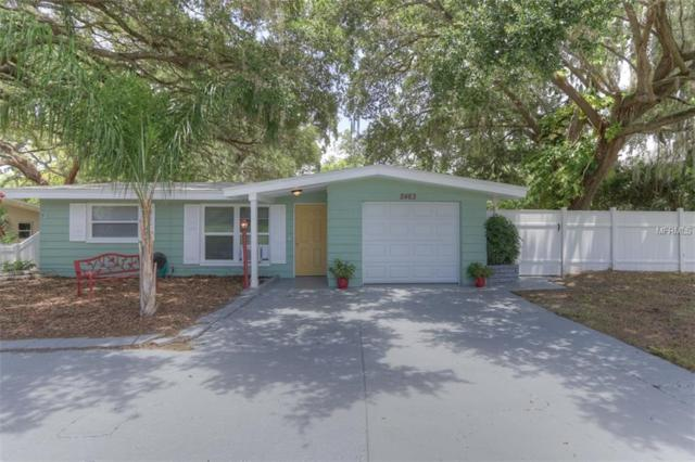 2463 Phillippe Parkway, Safety Harbor, FL 34695 (MLS #U8018210) :: Jeff Borham & Associates at Keller Williams Realty