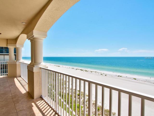 1370 Gulf Boulevard #801, Clearwater, FL 33767 (MLS #U8018296) :: KELLER WILLIAMS CLASSIC VI