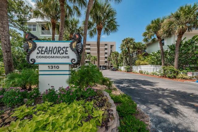 1310 Gulf Boulevard #401, Indian Rocks Beach, FL 33785 (MLS #U8018297) :: Jeff Borham & Associates at Keller Williams Realty