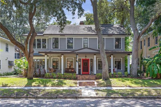 516 17TH Avenue NE, St Petersburg, FL 33704 (MLS #U8018323) :: Gate Arty & the Group - Keller Williams Realty