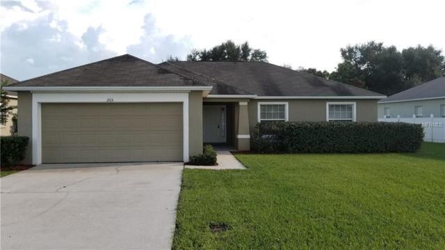 205 Oak Crossing Boulevard, Auburndale, FL 33823 (MLS #U8018407) :: Gate Arty & the Group - Keller Williams Realty