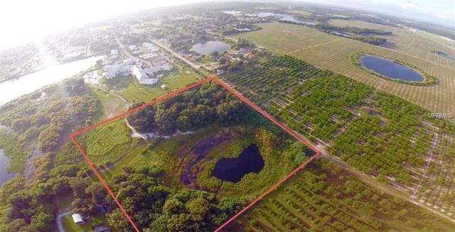 0 Grove Avenue, Lake Wales, FL 33853 (MLS #U8018519) :: The Duncan Duo Team