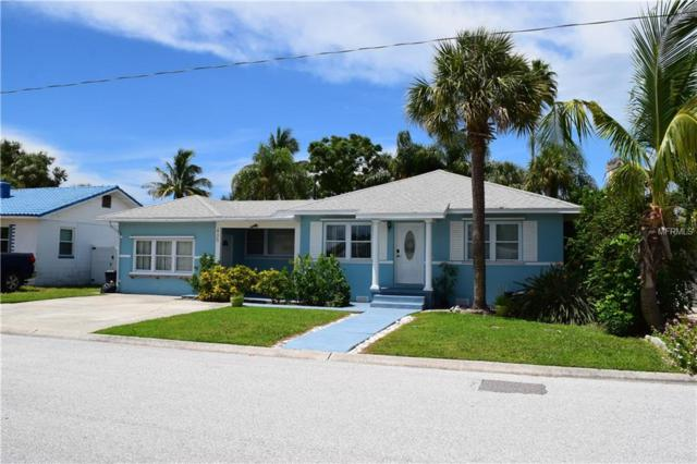 435 81ST Avenue, St Pete Beach, FL 33706 (MLS #U8018547) :: Gate Arty & the Group - Keller Williams Realty