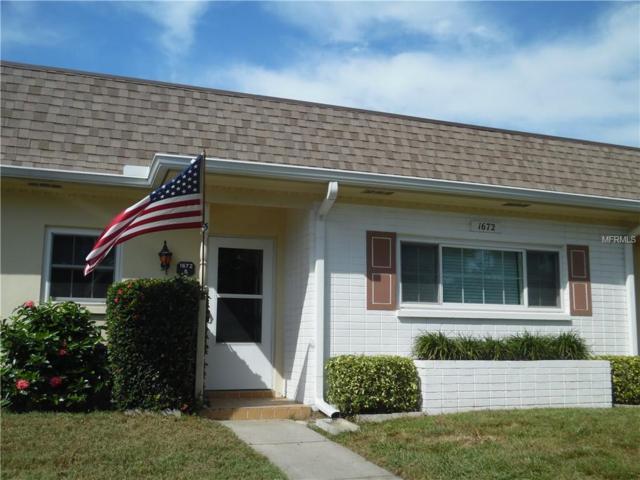 1672 S Lake Avenue #5, Clearwater, FL 33756 (MLS #U8018568) :: Cartwright Realty