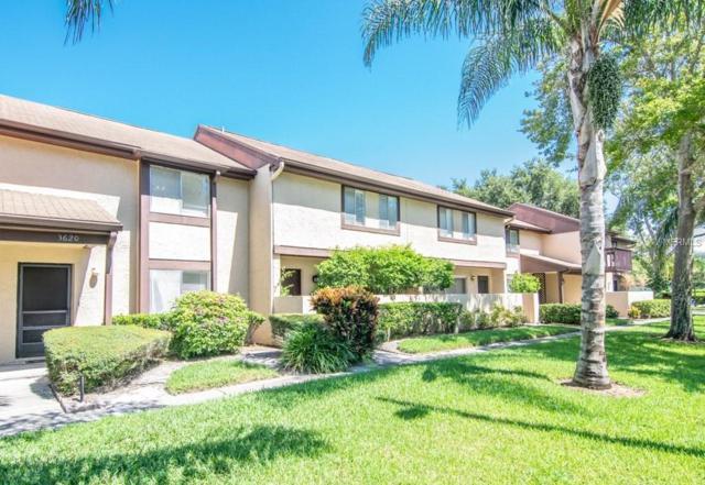 3620 Pine Cone Circle #3620, Clearwater, FL 33760 (MLS #U8018594) :: Cartwright Realty