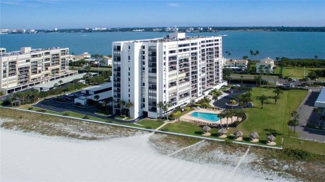 1460 Gulf Boulevard #306, Clearwater Beach, FL 33767 (MLS #U8018736) :: The Duncan Duo Team