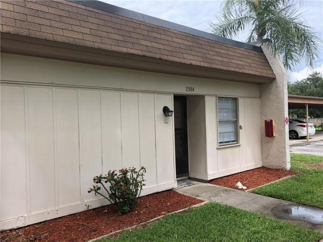 2984 Flint Drive S 80-C, Clearwater, FL 33759 (MLS #U8018789) :: Team Bohannon Keller Williams, Tampa Properties
