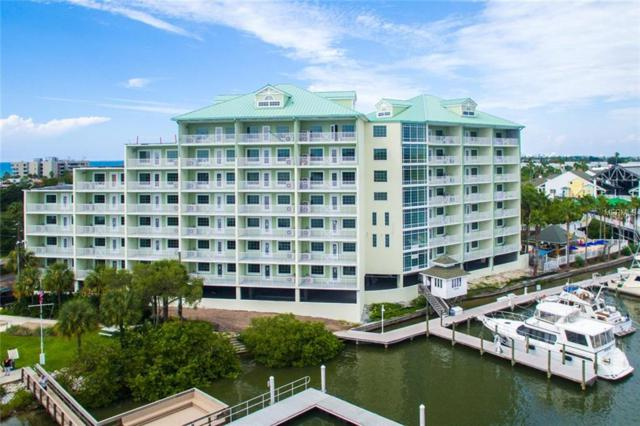 399 C 2Nd Street #220, Indian Rocks Beach, FL 33785 (MLS #U8018942) :: The Lockhart Team