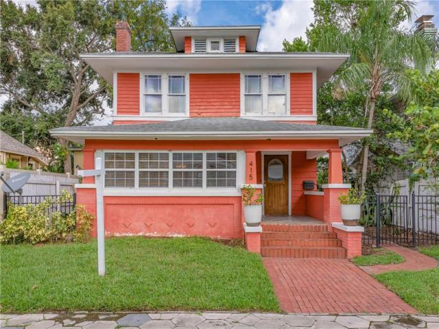 415 12TH Avenue NE, St Petersburg, FL 33701 (MLS #U8019090) :: Team Suzy Kolaz