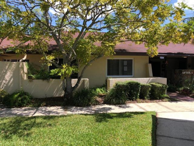 1504 16TH Circle SE #27, Largo, FL 33771 (MLS #U8019102) :: Gate Arty & the Group - Keller Williams Realty