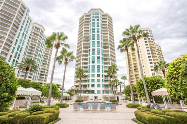 1180 Gulf Boulevard #904, Clearwater Beach, FL 33767 (MLS #U8019144) :: Team Bohannon Keller Williams, Tampa Properties