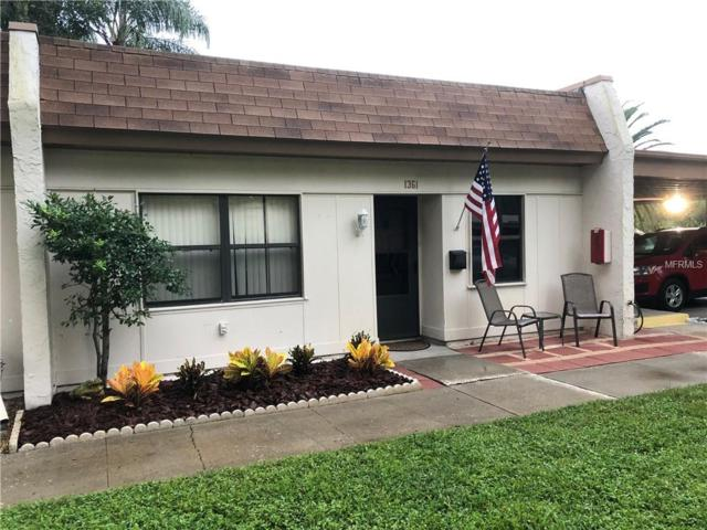 1361 Mission Circle 47-F, Clearwater, FL 33759 (MLS #U8019398) :: Team Bohannon Keller Williams, Tampa Properties