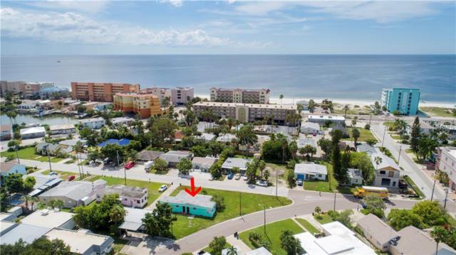 14045 Vivian Drive, Madeira Beach, FL 33708 (MLS #U8019412) :: The Lockhart Team