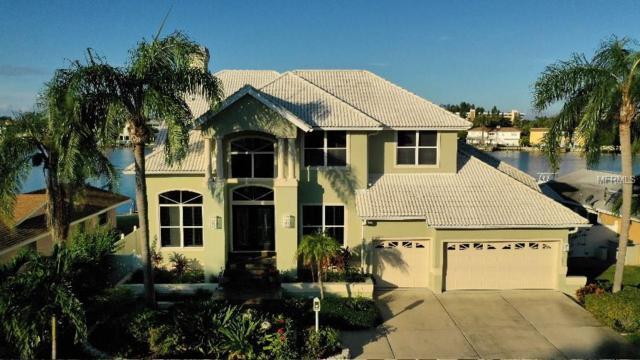 313 Harbor Drive, Indian Rocks Beach, FL 33785 (MLS #U8019513) :: The Lockhart Team