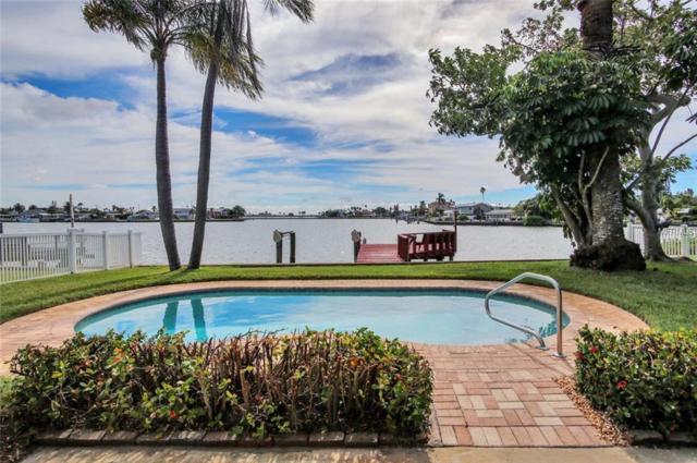 16313 Redington Drive, Redington Beach, FL 33708 (MLS #U8019891) :: The Lockhart Team