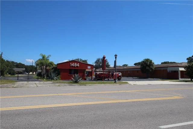 1484 Gulf To Bay Boulevard, Clearwater, FL 33755 (MLS #U8020057) :: The Duncan Duo Team