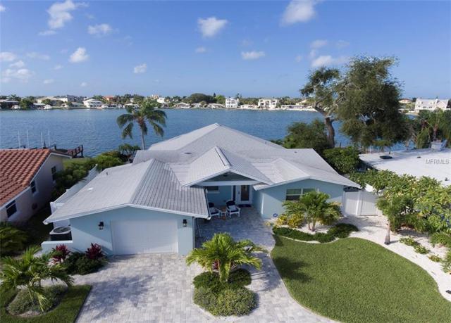 461 Harbor Drive S, Indian Rocks Beach, FL 33785 (MLS #U8020060) :: The Lockhart Team