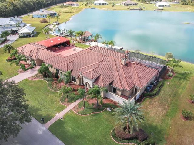 24155 Hideout Trail, Land O Lakes, FL 34639 (MLS #U8020142) :: Delgado Home Team at Keller Williams