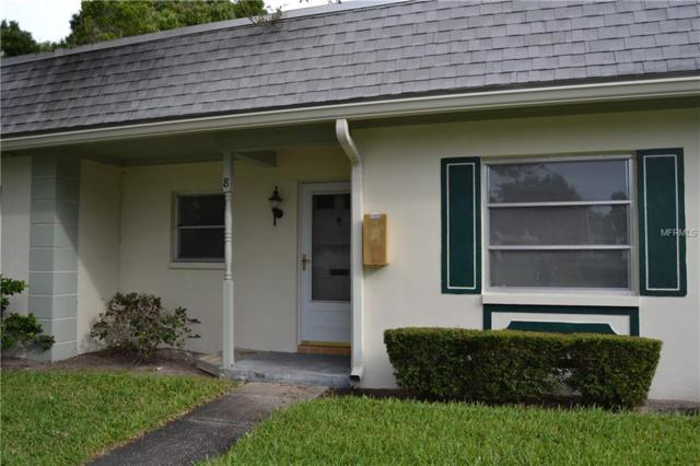 1430 Normandy Park Drive #8, Clearwater, FL 33756 (MLS #U8020255) :: The Duncan Duo Team