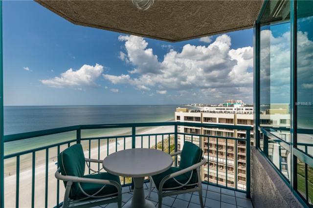 1520 Gulf Boulevard #1506, Clearwater Beach, FL 33767 (MLS #U8020355) :: Delgado Home Team at Keller Williams