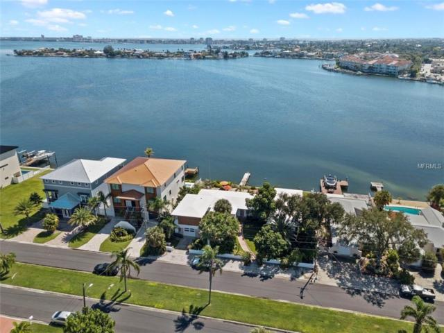201 Punta Vista Drive, St Pete Beach, FL 33706 (MLS #U8020400) :: The Lockhart Team