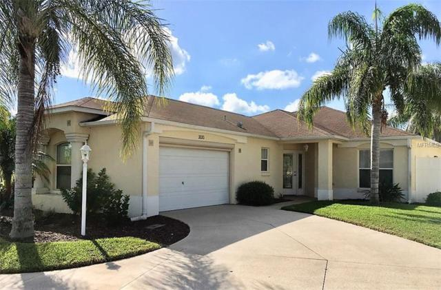 2020 Anniston Drive, The Villages, FL 32162 (MLS #U8020532) :: Realty Executives in The Villages